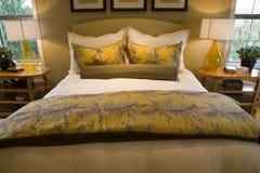 Спальня 2742 Стоковые Фотографии RF