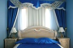 спальня Стоковые Фотографии RF