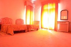 спальня стоковая фотография