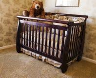 спальня s младенца Стоковые Изображения RF