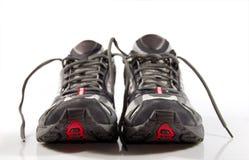спарите ботинки Стоковая Фотография
