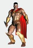 спартанский ратник Стоковые Изображения