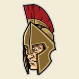 спартанский Стоковые Изображения RF