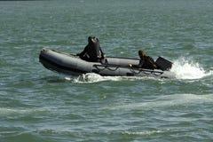 спасательная команда Стоковое Изображение