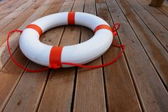 Спасательный пояс Стоковые Фотографии RF