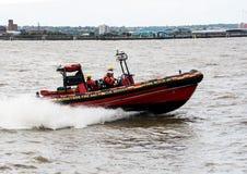 Спасательная лодка Стоковое фото RF