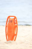Спасательное оборудование пляжа личной охраны стоковые фотографии rf