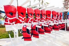 Спасательный жилет Стоковое Изображение RF