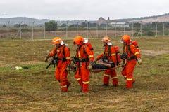 Спасение #1 авиапорта Стоковая Фотография RF
