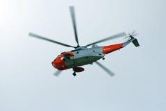 спасение вертолета Стоковая Фотография