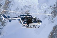 спасение вертолета Стоковые Фото