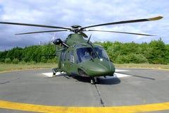 спасение вертолета Стоковые Изображения RF