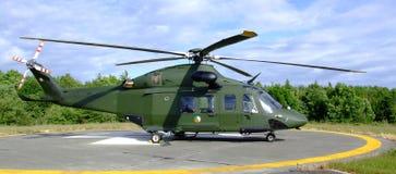 спасение вертолета Стоковое Изображение RF