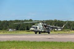 1 спасение военной професия вертолета Стоковые Фотографии RF