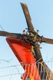 1 спасение военной професия вертолета Стоковые Изображения RF