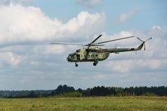 1 спасение военной професия вертолета Стоковое фото RF
