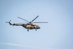 1 спасение военной професия вертолета Стоковая Фотография