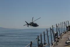1 спасение военной професия вертолета Стоковое Изображение RF