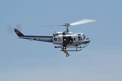 Спасение воздуха Сан-Диего Стоковая Фотография RF