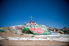 спасение горы Стоковые Изображения