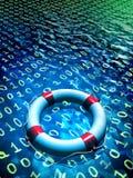 спасение данных