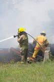 спасение пожара Стоковое Изображение RF