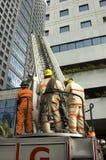 спасение пожара Стоковая Фотография RF
