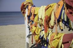 Спасение спасательного жилета ваша жизнь Стоковая Фотография RF