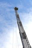 спасение трапа пожара Стоковое Изображение RF
