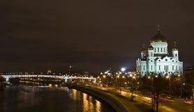 спаситель christ jesus moscow собора Стоковое Фото