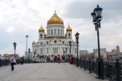 спаситель moscow России церков christ Стоковое Фото