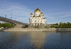 спаситель christ jesus moscow собора Стоковое Изображение