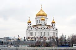 спаситель moscow России церков christ Стоковая Фотография RF