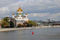 спаситель moscow России церков christ Стоковые Изображения