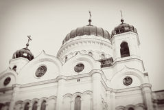 спаситель moscow России церков christ Стоковое Изображение RF