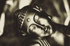 спать Будды Стоковая Фотография