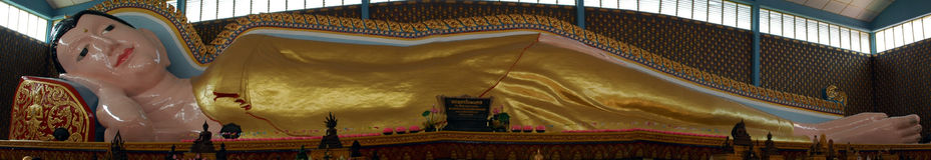 спать Будды стоковое фото rf