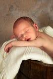 спать ведра Стоковые Изображения
