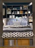 спать комнаты Стоковая Фотография RF