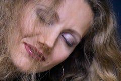 спать красотки Стоковые Изображения