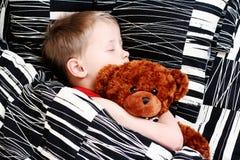 спать малыша стоковые изображения