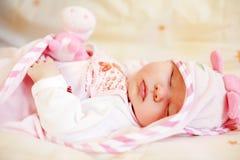 спать младенца Стоковые Изображения RF