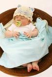 спать младенца стоковая фотография rf
