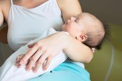 спать младенца милый Стоковое Изображение RF