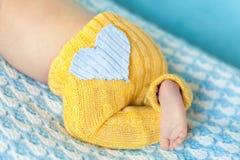 спать младенца newborn Стоковое Изображение RF