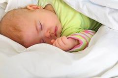 Спать ребенка Стоковое Фото