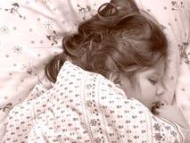 спать ребенка Стоковая Фотография RF