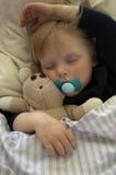 спать ребенка стоковые фотографии rf
