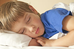 Спать ребенок Стоковые Фото