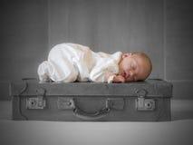 спать ребёнка Стоковые Изображения RF